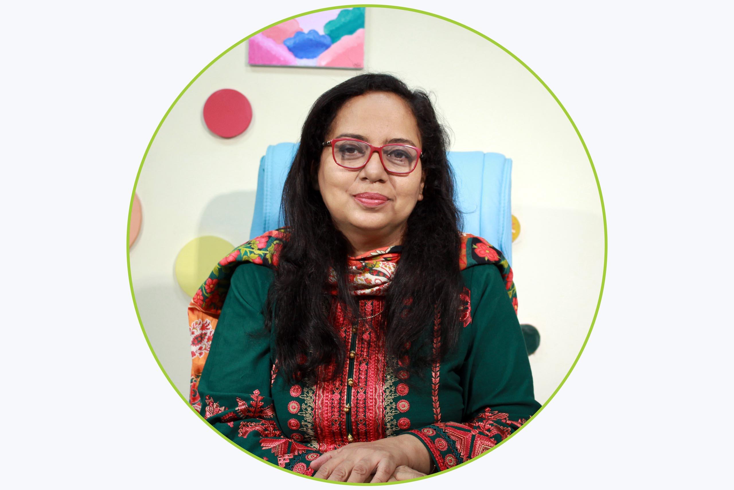 Mohsina Ibrahim