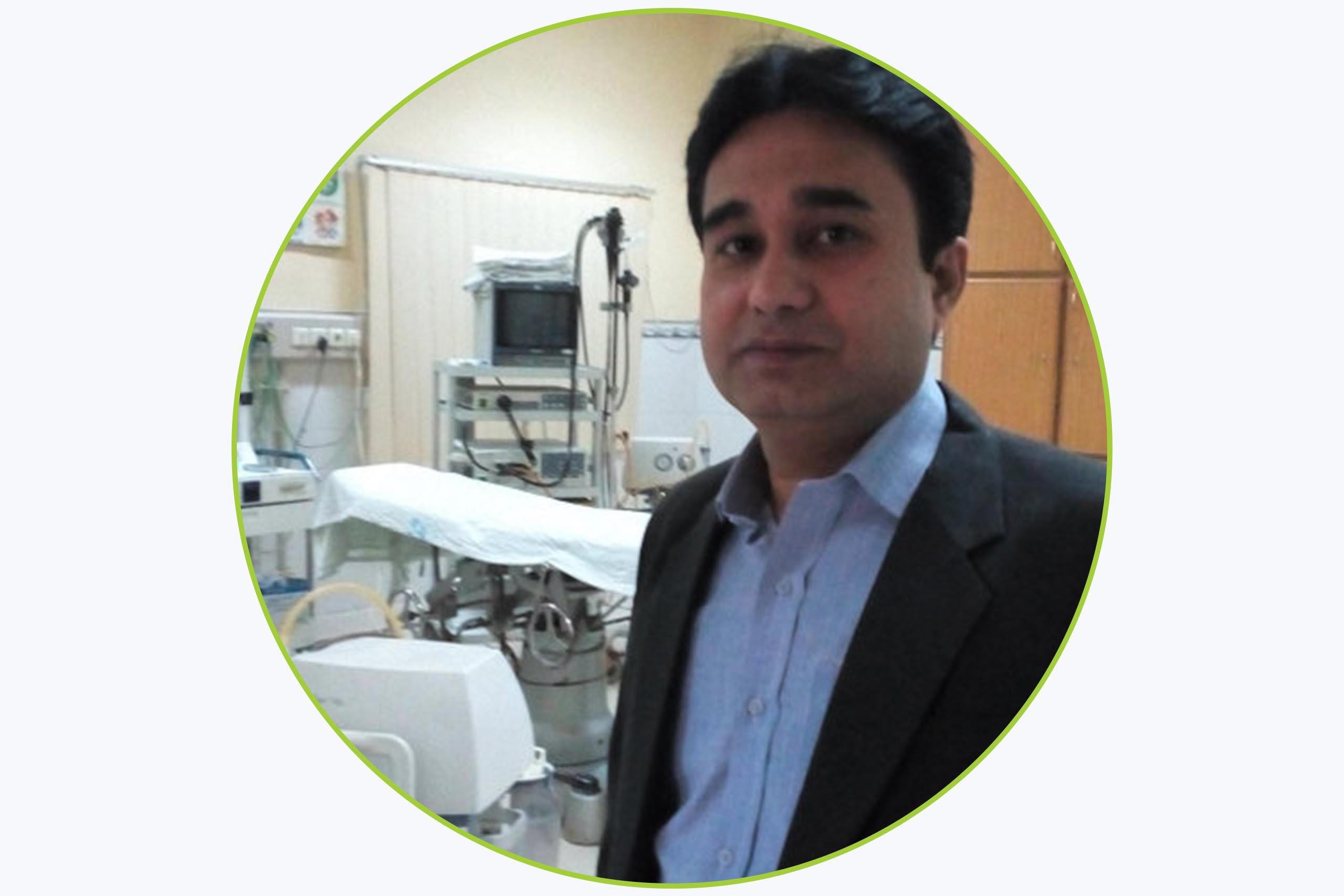 Dr. Arit Parkash