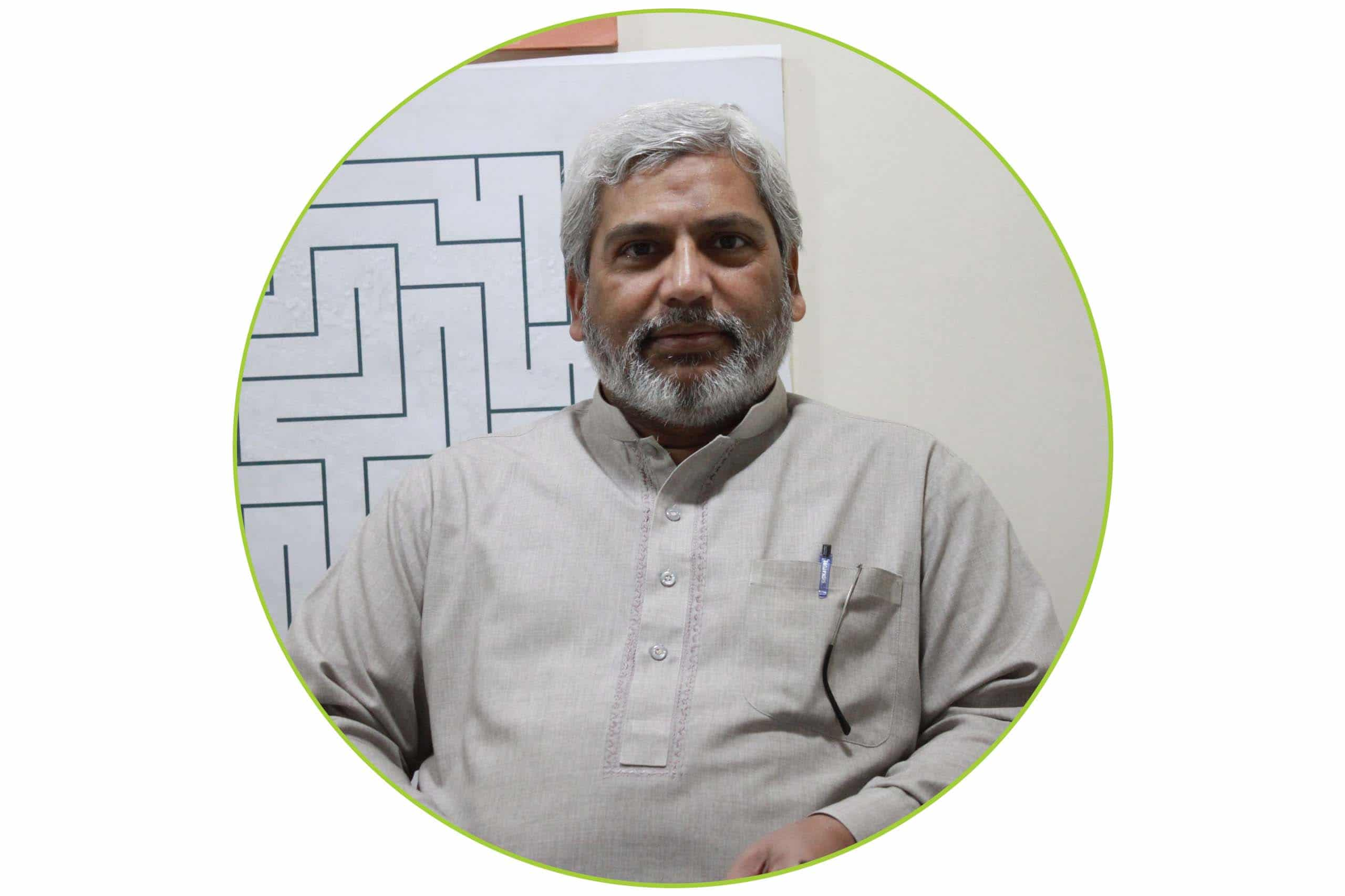 Dr. Saqib Hussain Ansari