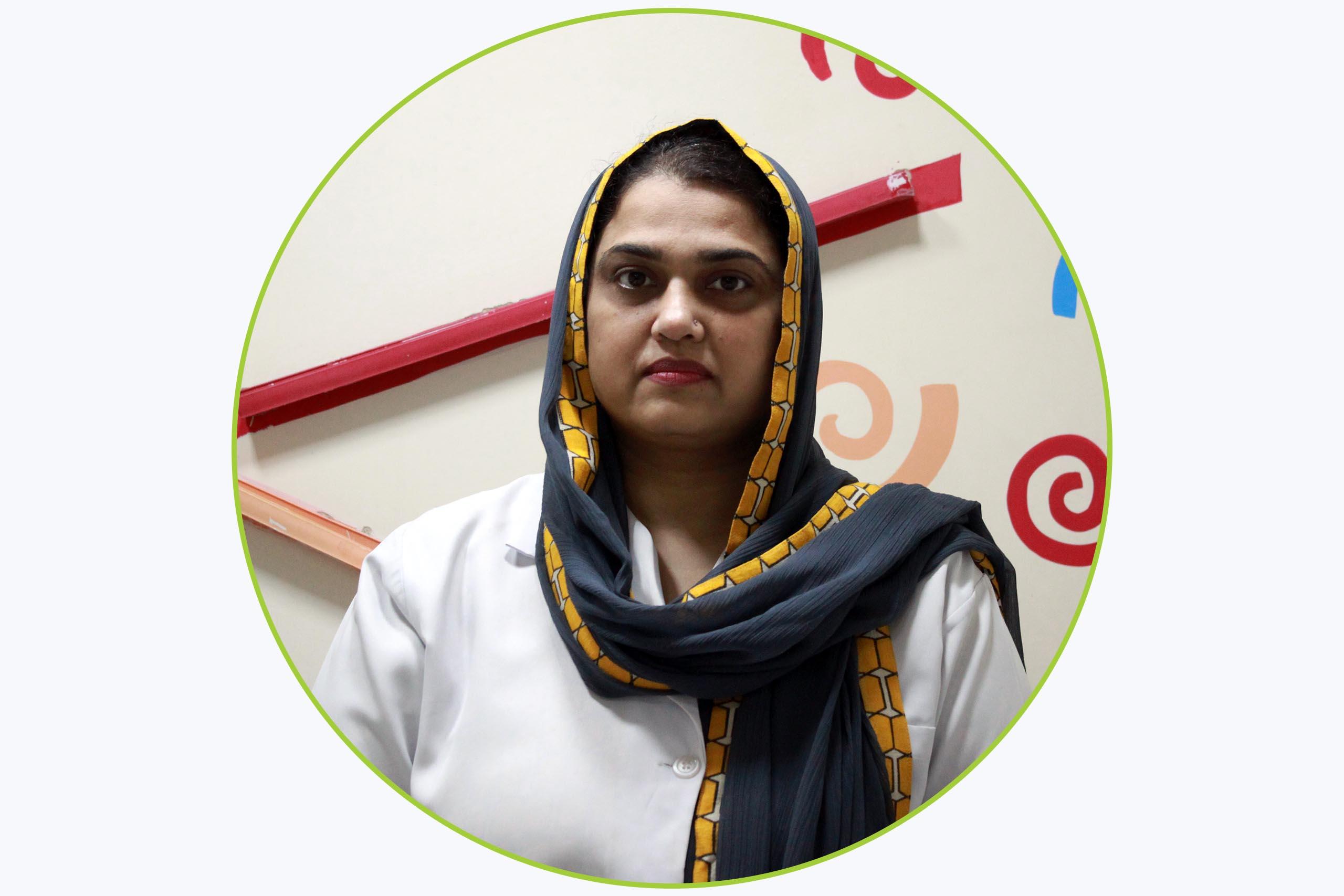 Dr. Shazia Kulsoom