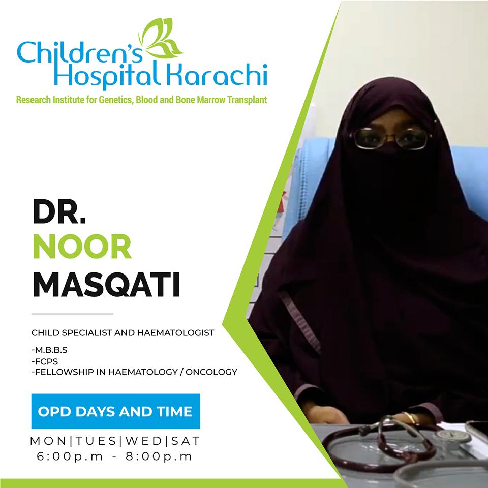 Dr Noor Un Nisa Masqati